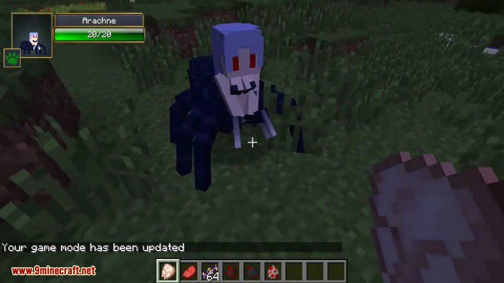 Tameable Arachne Mod Screenshots 3