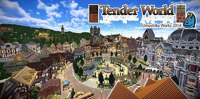 TenderWorld Resource Pack