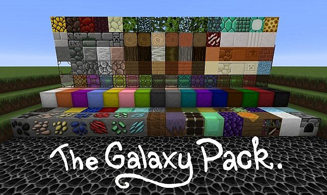 The Galaxy Resource Pack