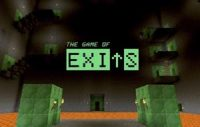 The Game of Exits Map Logo