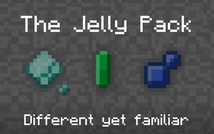 The Jelly Resource Pack