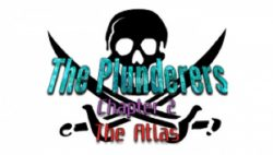 The Plunderers Chapter 2 The Atlas Map Logo