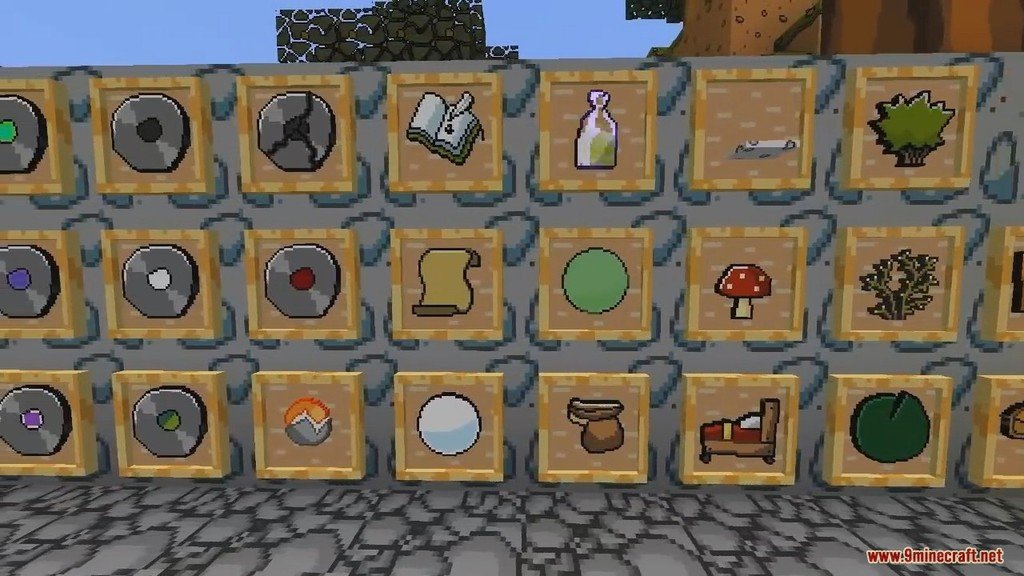 The Scribblenauts Resource Pack Screenshots 9