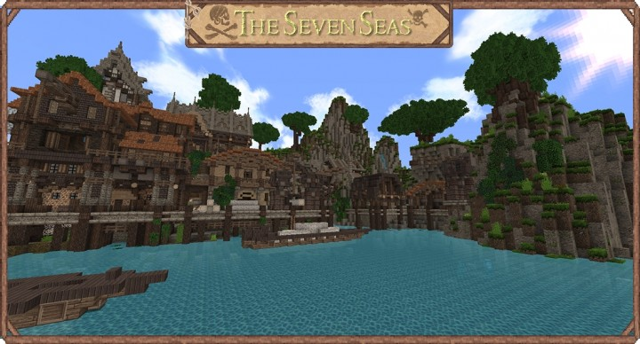 The Seven Seas Resource Pack