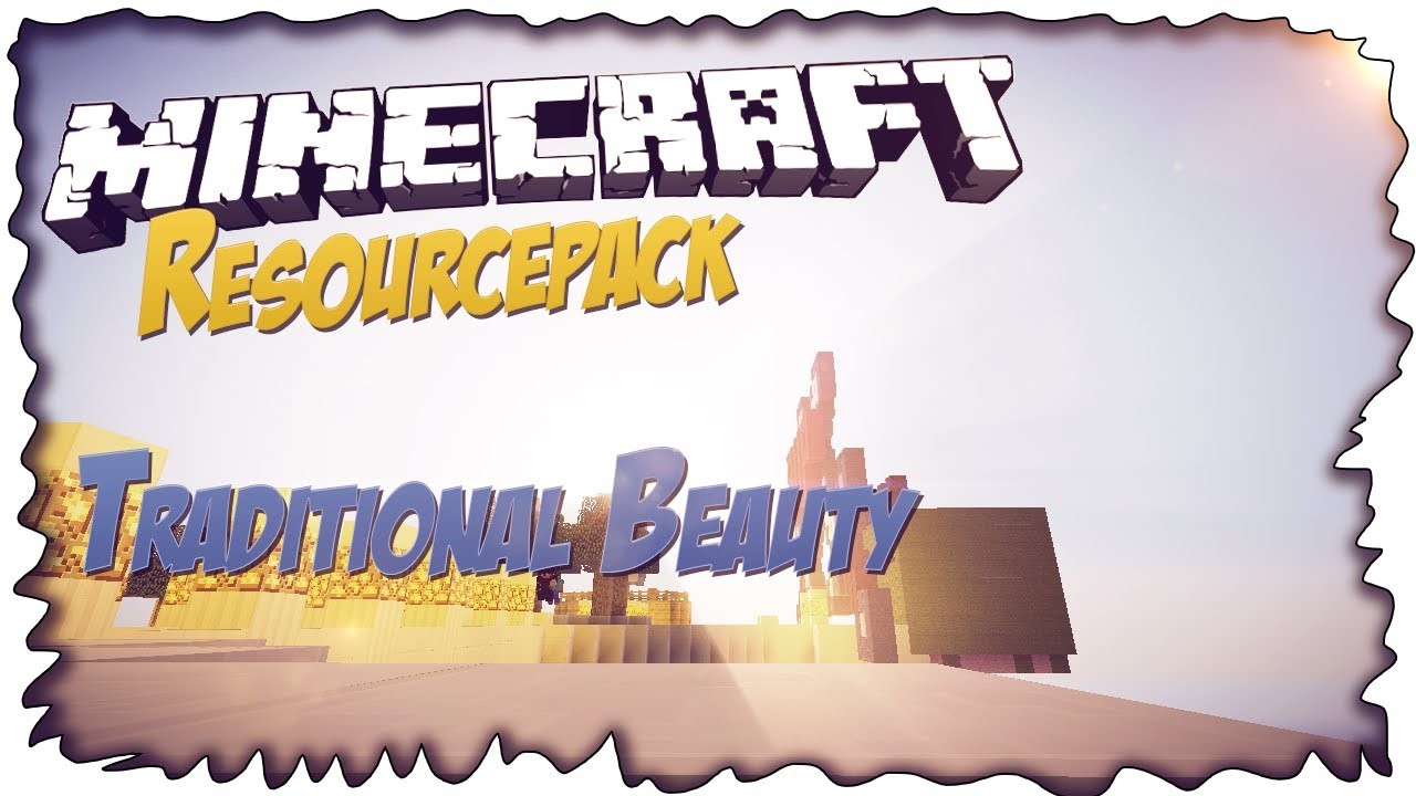 Traditional Beauty Resource Pack