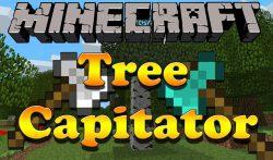 TreeCapitator Mod