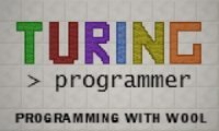 Turing Programmer Map Logo