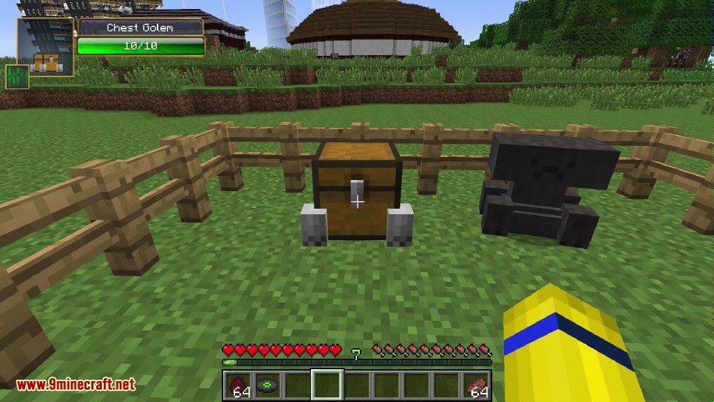 Utility Mobs Mod Screenshots 1