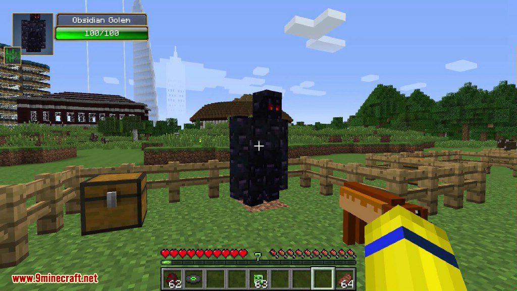 Utility Mobs Mod Screenshots 11