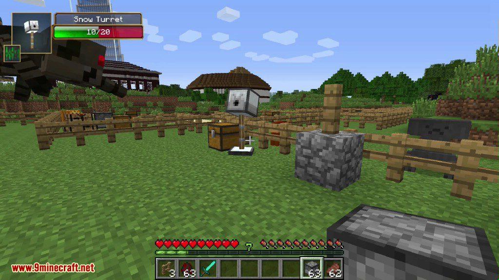 Utility Mobs Mod Screenshots 22