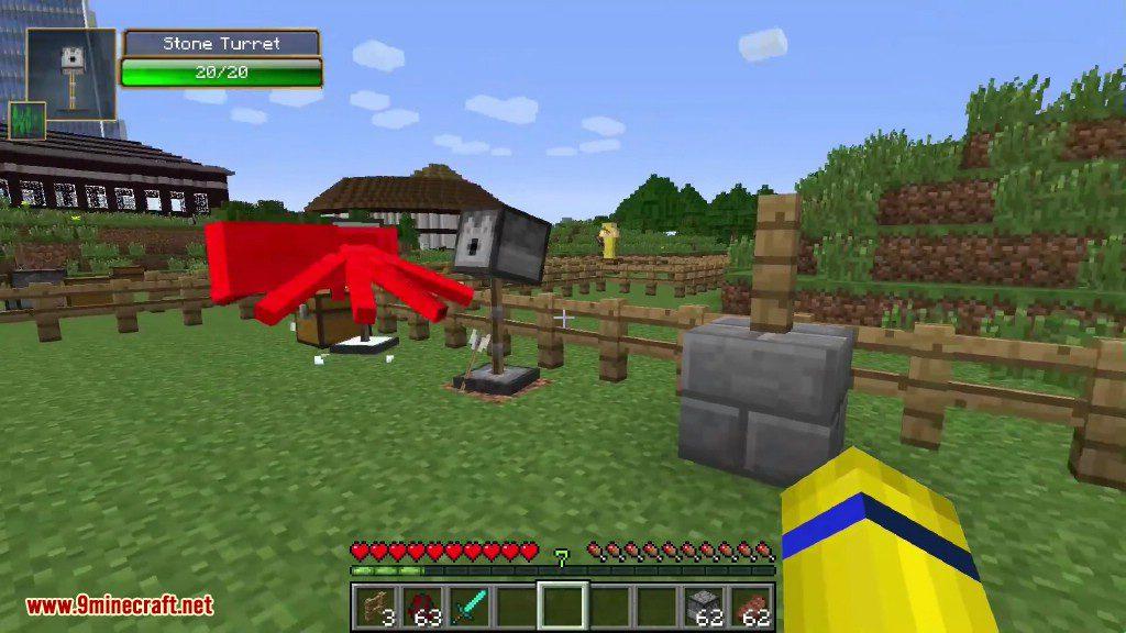 Utility Mobs Mod Screenshots 23