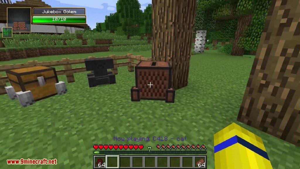 Utility Mobs Mod Screenshots 4