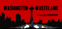 Washington Wasteland Map Logo