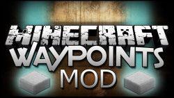 Waypoints Mod
