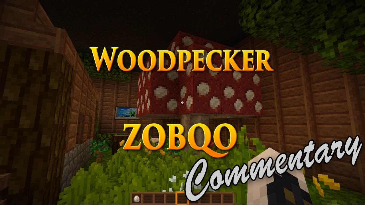 Woodpecker Resource Pack 1.11.2/1.10.2