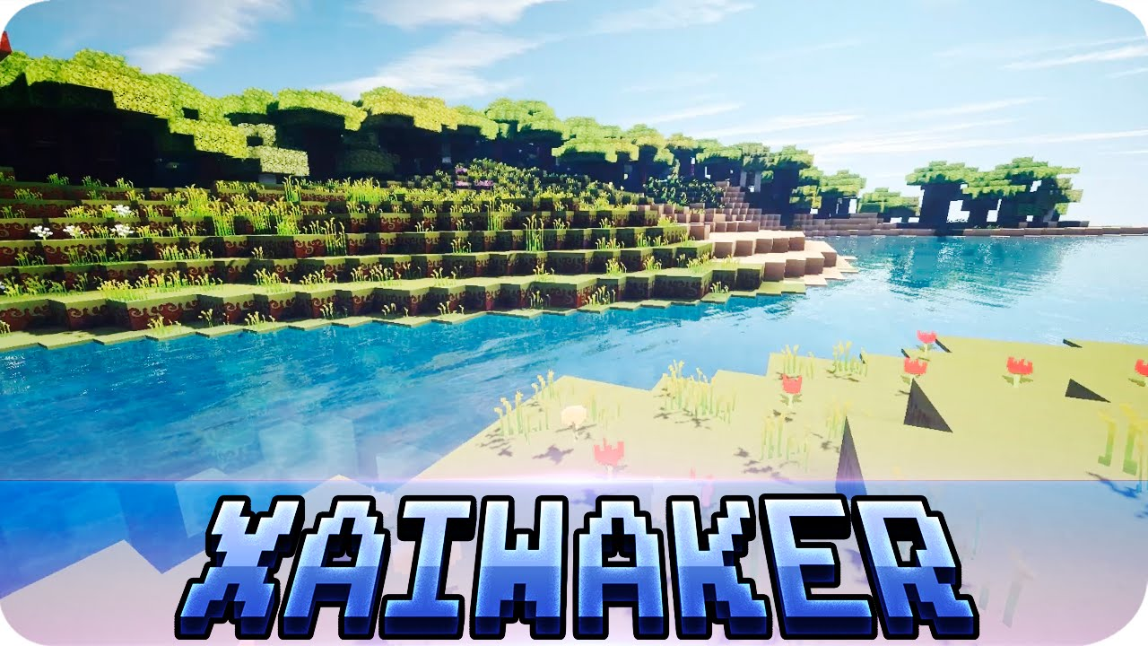 Xaiwaker Resource Pack