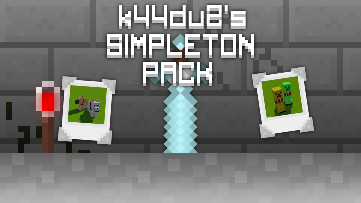 k44du2's Simpleton Resource Pack