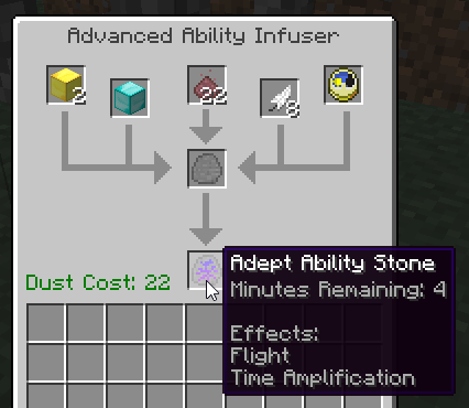 Ability Stones Mod Getting Started 6