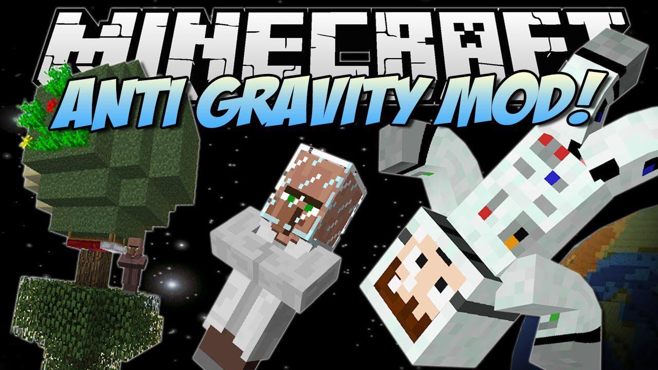Anti Gravity Mod