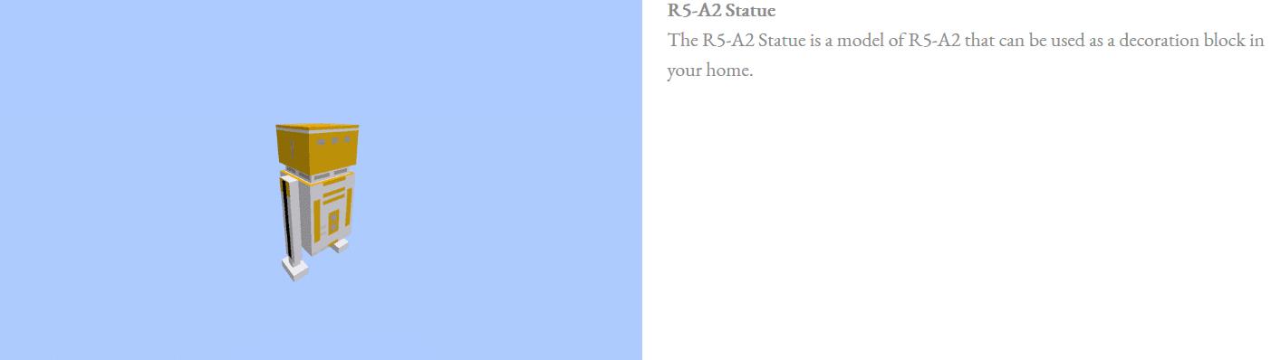 Astromech Droids Mod Features 38