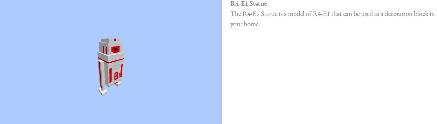 Astromech Droids Mod Features 39