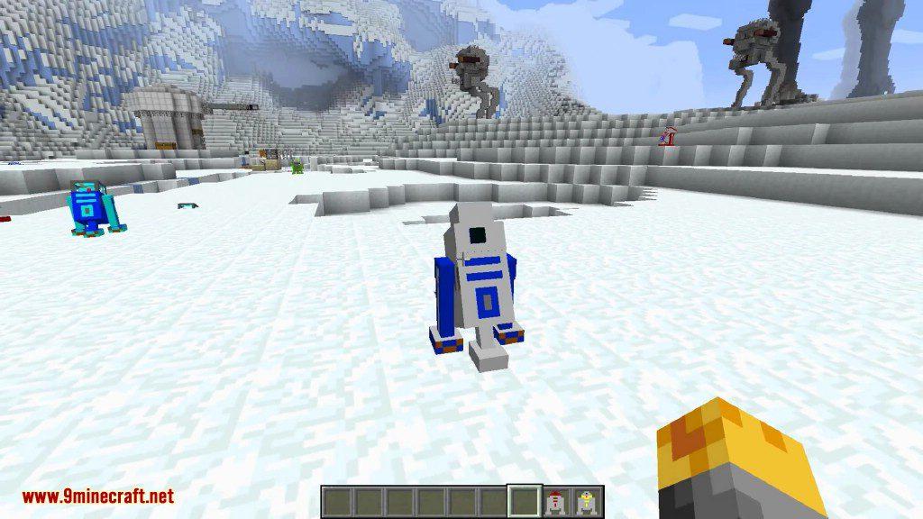 Astromech Droids Mod Screenshots 15