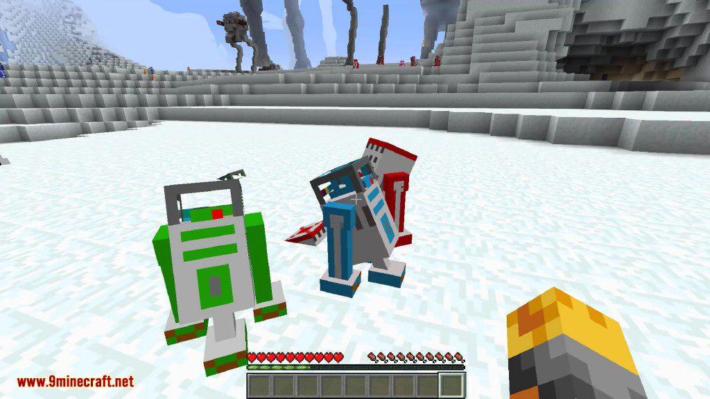 Astromech Droids Mod Screenshots 22
