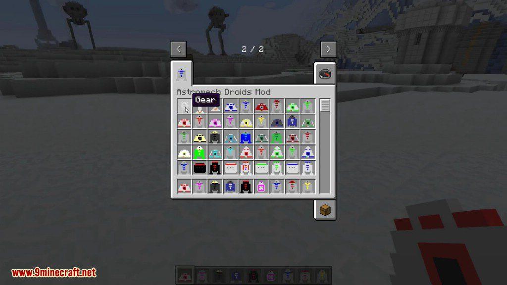 Astromech Droids Mod Screenshots 4