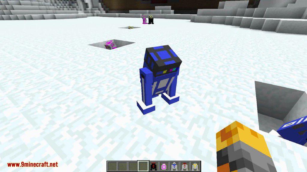 Astromech Droids Mod Screenshots 8