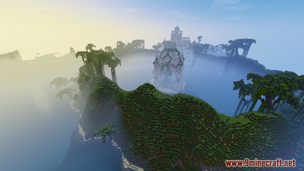 Atlantide Map Screenshots 1