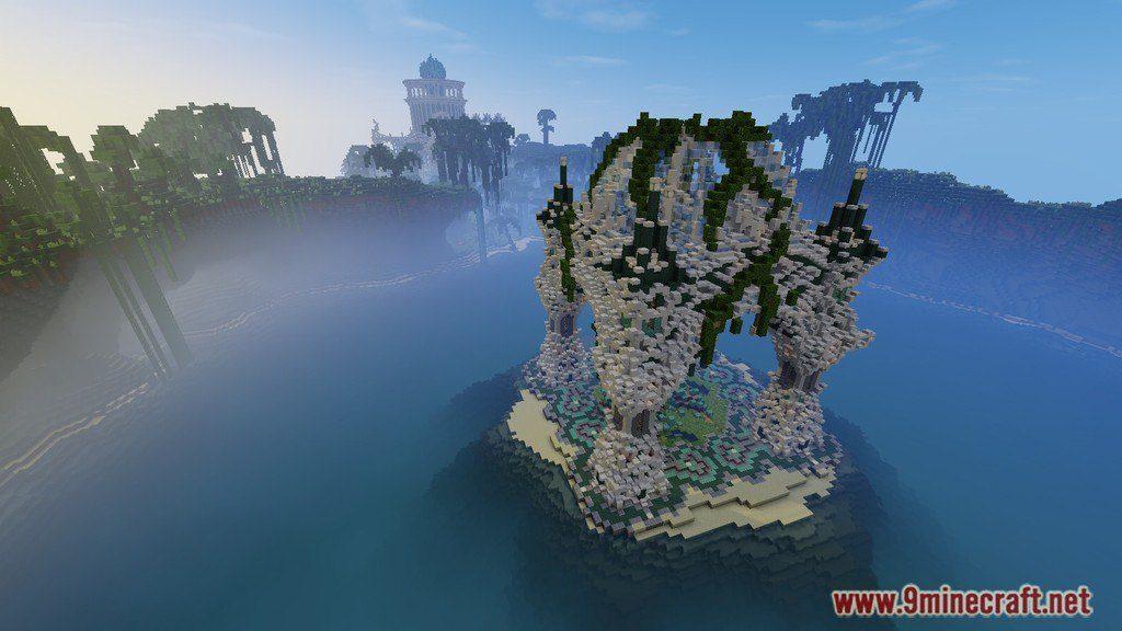 Atlantide Map Screenshots 2