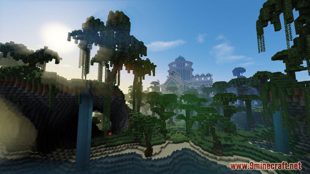 Atlantide Map Screenshots 3