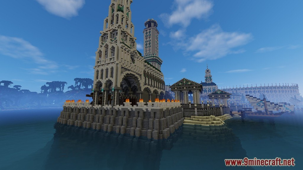 Atlantide Map Screenshots 5