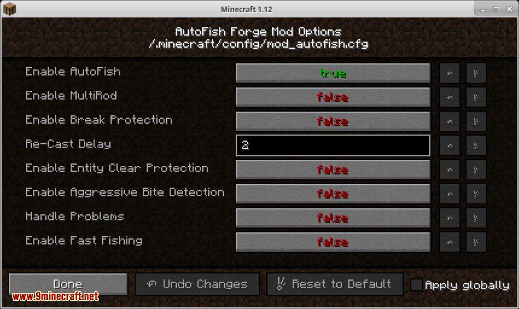 Auto Fish Mod Screenshots 7