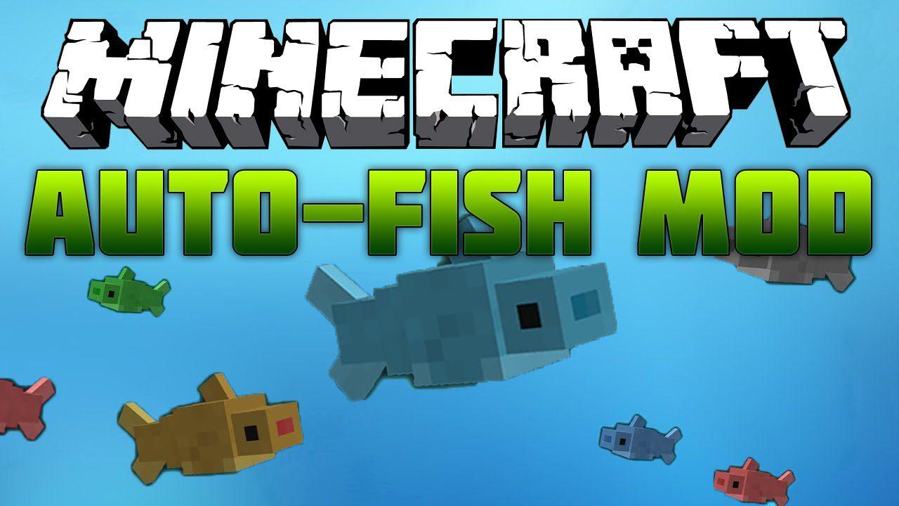 Auto Fish Mod
