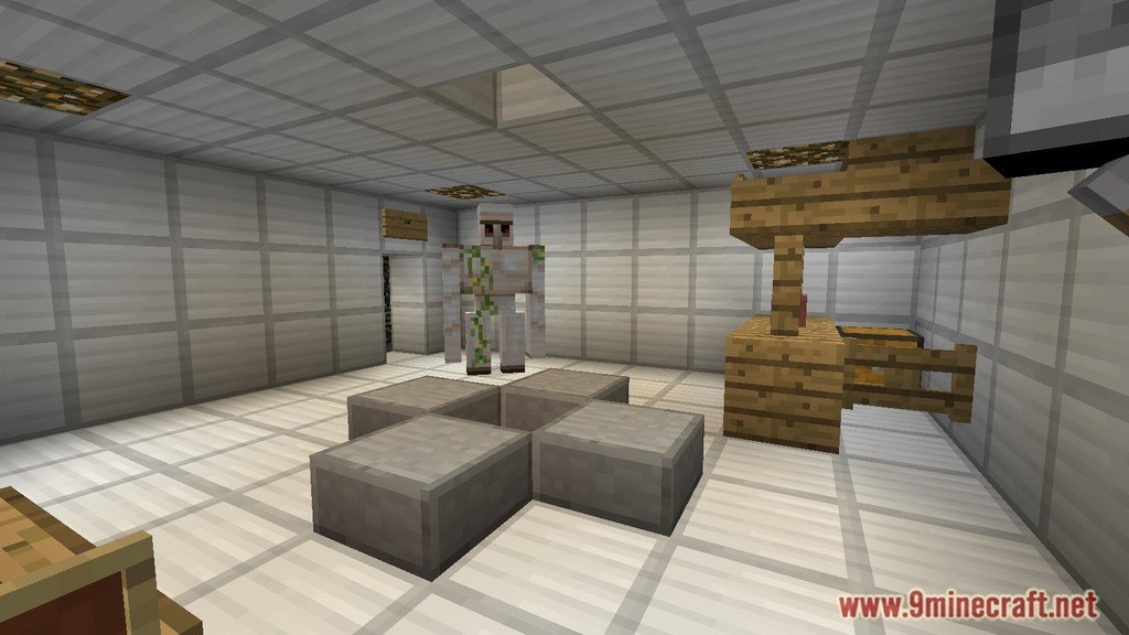 Bedrock Prison Escape Map Screenshots 2