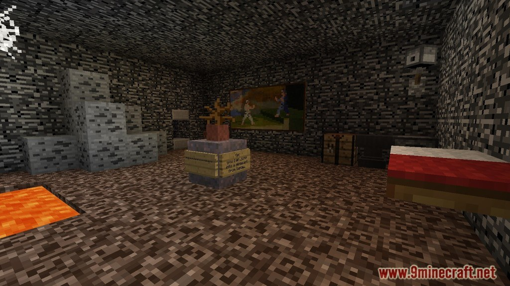 Bedrock Prison Escape Map Screenshots 3