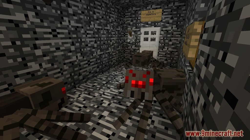 Bedrock Prison Escape Map Screenshots 5