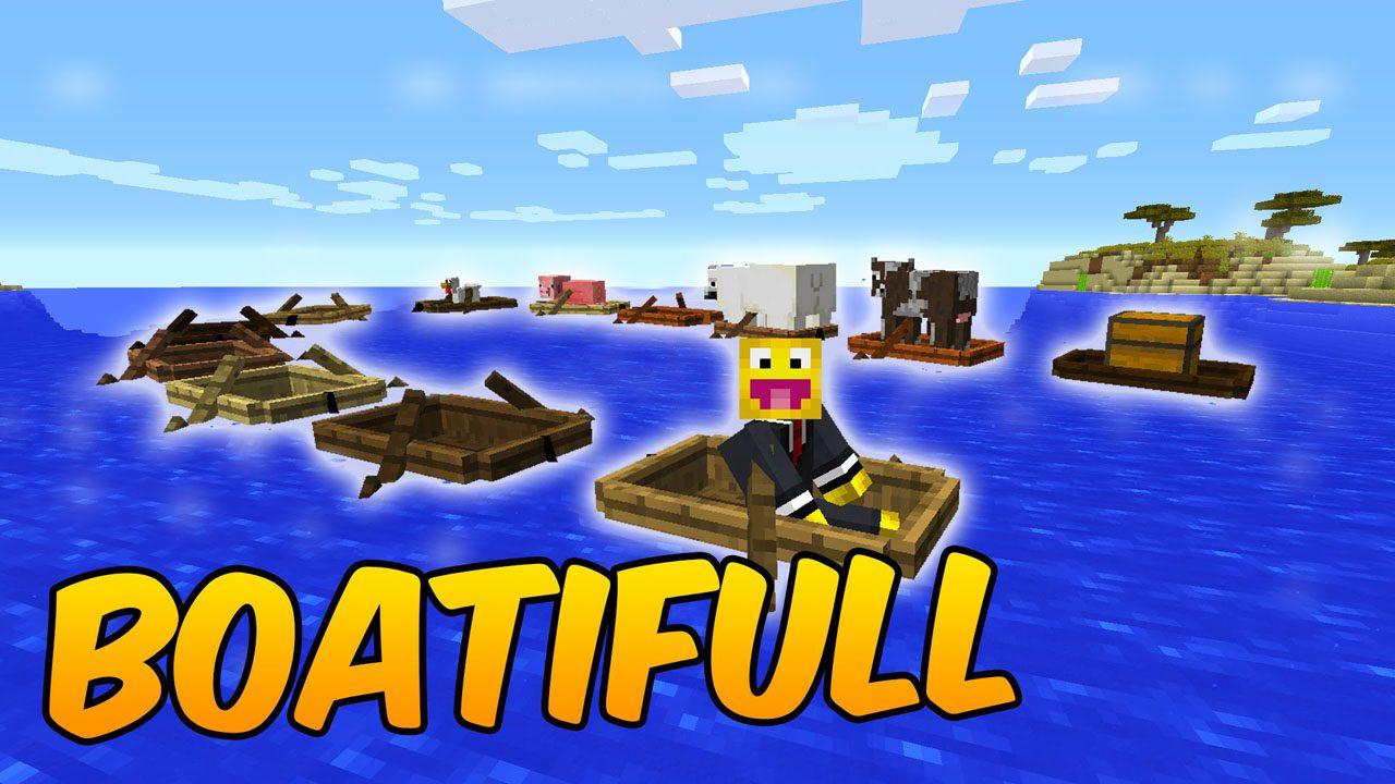 Boatifull Mod