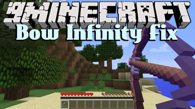 Bow Infinity Fix Mod 1.11.2/1.10.2