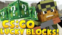 CSGO Lucky Block Mod