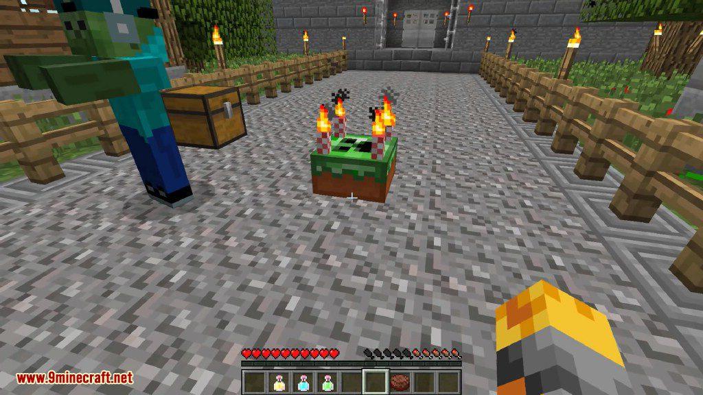 Cake is a Lie Mod Screenshots 1
