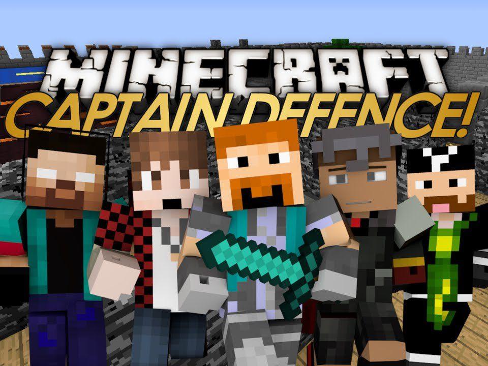 Captain Defence Map Thumbnail
