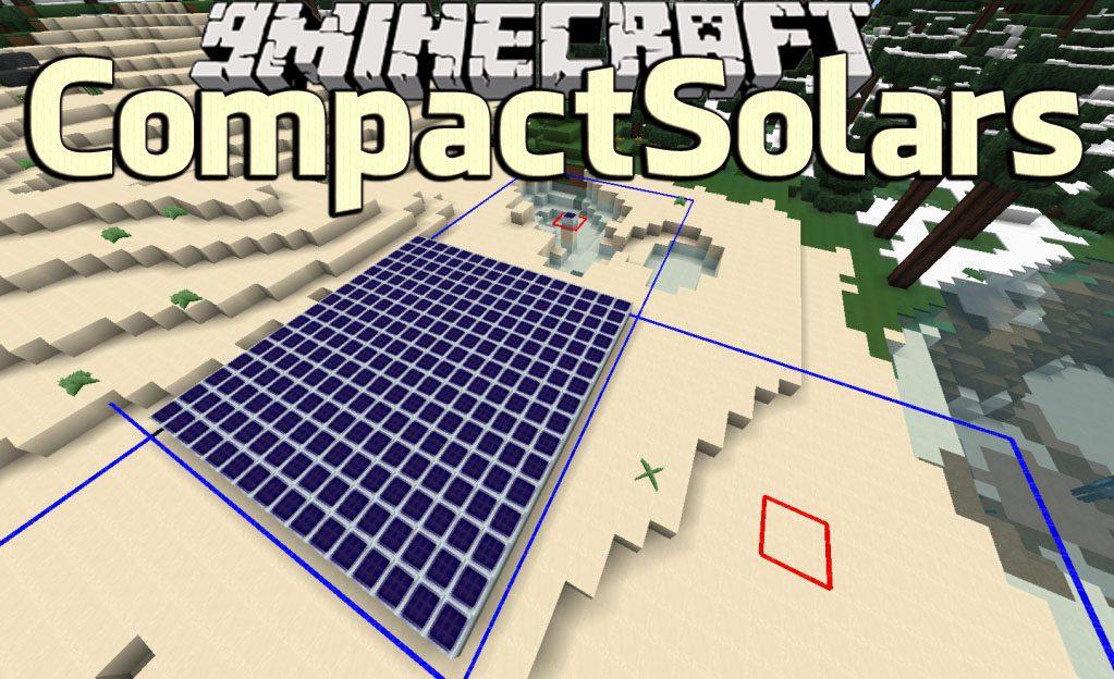 CompactSolars Mod