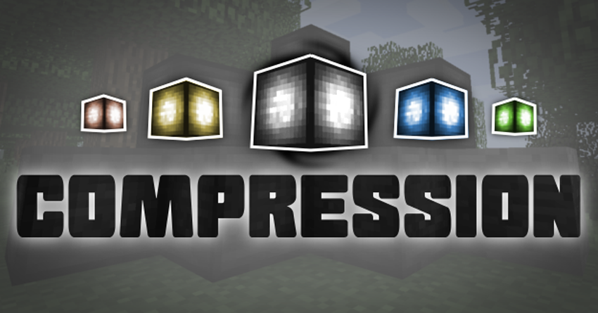 Compression Mod 1.12.2/1.7.10 Download