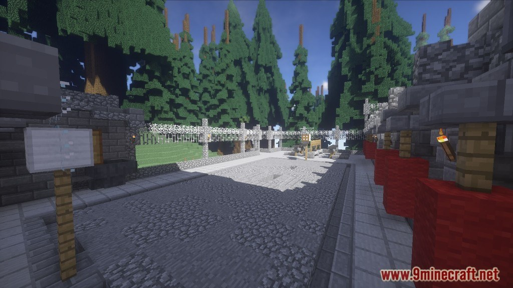Cops and Robbers 3: Escape from Alcatraz Map Screenshots 5