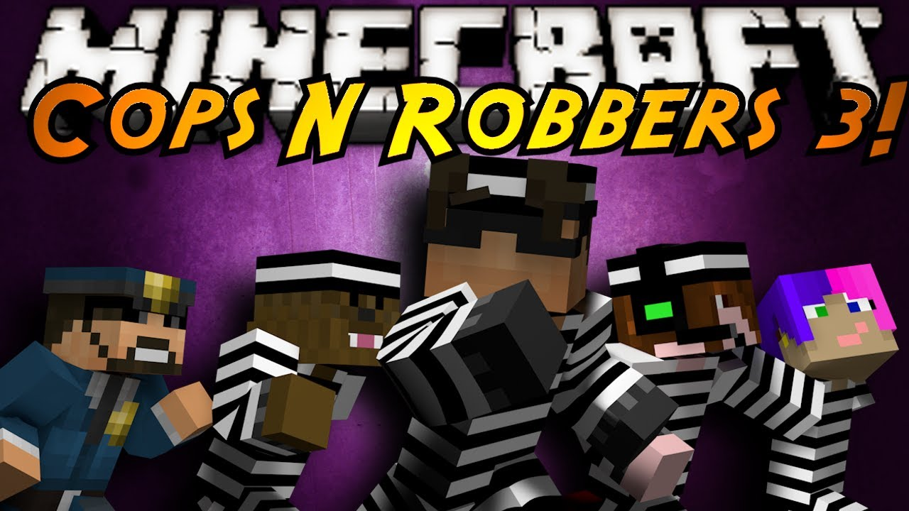 Cops and Robbers 3: Escape from Alcatraz Map Thumbnail