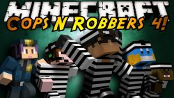 Cops and Robbers 4: High Security Map Thumbnail