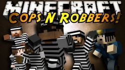 Cops and Robbers Map Thumbnail