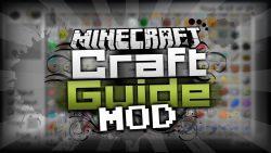 CraftGuide Mod